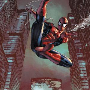 Fototapet Marvel Spider-Man Jump 4-459
