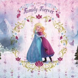 Fototapet Frozen Family Forever 8-479