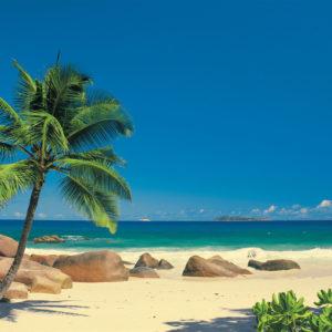 Fototapet Seychellen 4-006