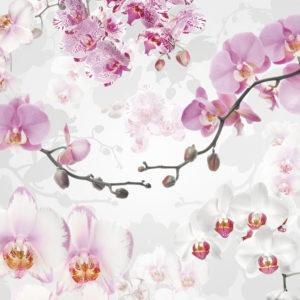 Fototapet floral XXL4-032-1