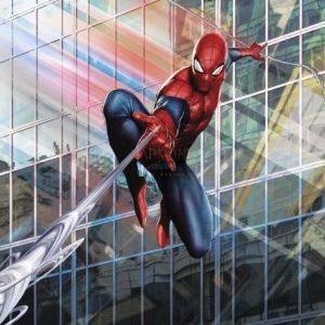 Fototapet Marvel Spiderman Rush 4-439
