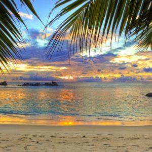 Fototapet Peisaj Tropical 21