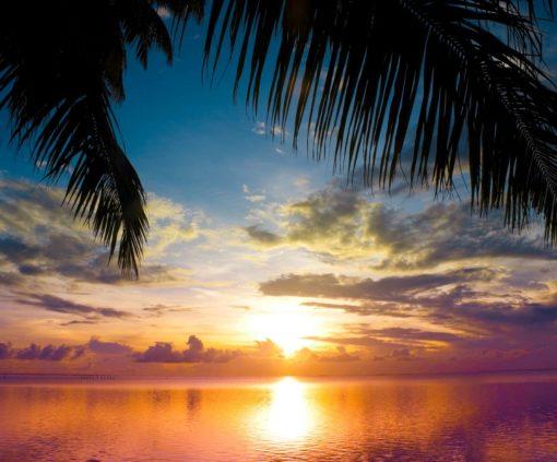 Fototapet Peisaj Tropical 28