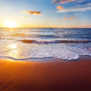 Fototapet Plaja 02