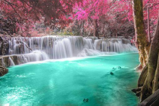 Fototapet 3D Cascada 11 Peisaj Natura