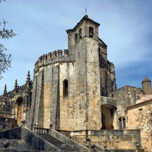 Fototapet Castel 04 - Manastirea Ordinului lui Hristos