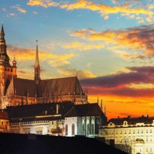 Fototapet Castel 05 - Prague Castle