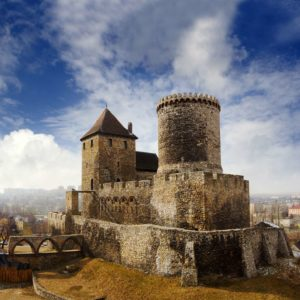 Fototapet Castel 06 - Castelul Będzin