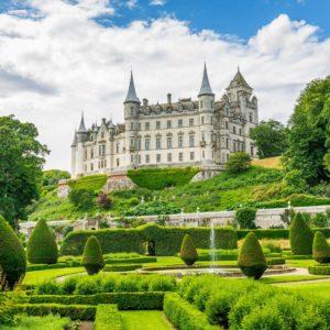 Fototapet Castel 11 - Castelul Dunrobin