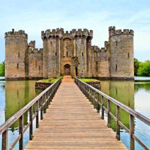 Fototapet Castel 12 - Castelul Avalon