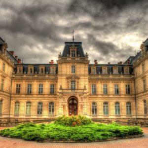 Fototapet Castel 15 - Potocki Palace