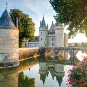 Fototapet Castel 18 - Châteaux de la Loire