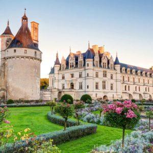 Fototapet Castel 26 - Castelul Pays de la Loire