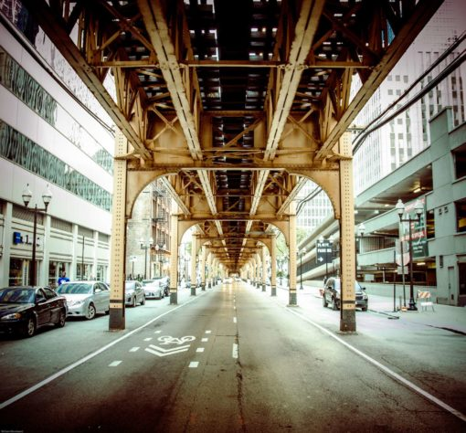 Tapet Foto Chicago 05