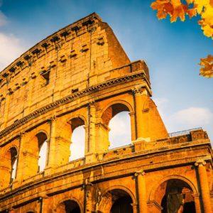 Fototapet Roma Colosseum 01