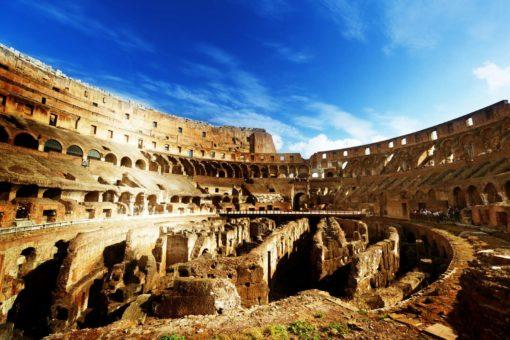Tapet Foto Colosseum Roma Italia 08