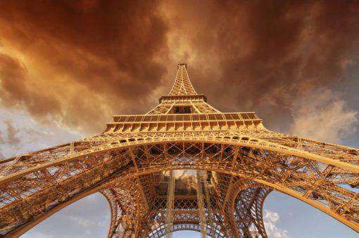 Tapet Foto 3D Turnul Eiffel