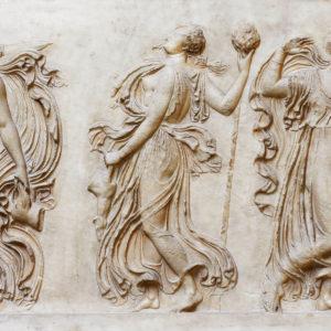 Fototapet Sculptura Grecia Antica