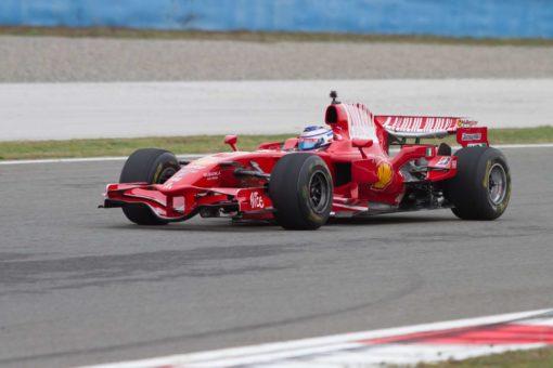 Tapet foto 3D Masina de Formula 1 Fox-19-0106