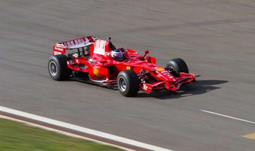 Fototapet Fox-19-0108 Masina de curse Formula 1