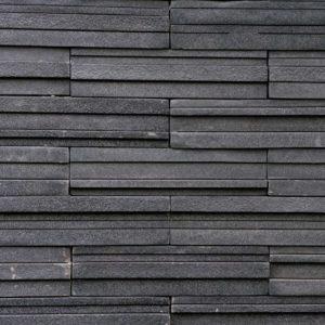 Fototapet Perete din lemn Alb-Negru Fox-21-0123 Textura