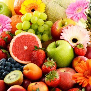 Tapet Foto 3D Fox-23-0101 Fructe