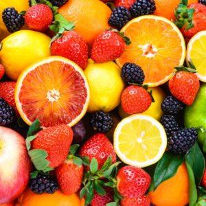 Fototapet Fox-23-0107 - Fructe
