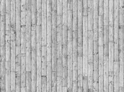 Fox-24-0102 - Perete din lemn vopsit alb, placi verticale Fox-24-0102