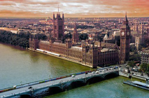 Fototapet Londra 01