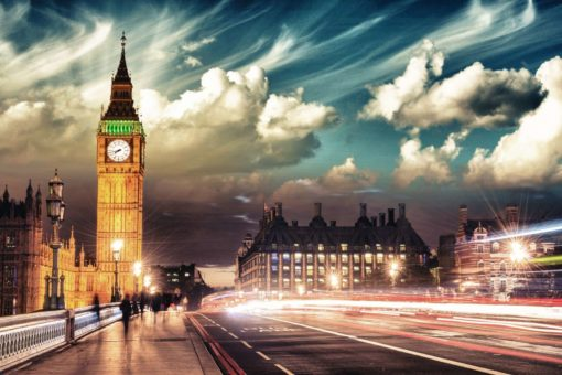 Tapet Foto Londra Big Ben