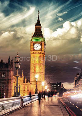 Fototapet Londra