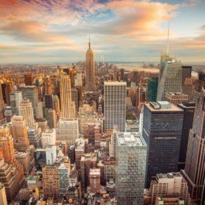 Fototapet 3D New York 02