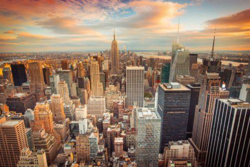 Tapet Foto New York 02 - Perspectiva