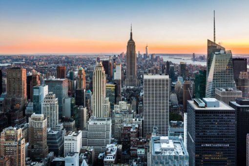 Fototapet New York 03