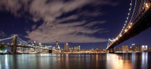 Fototapet New York Podul Brooklyn