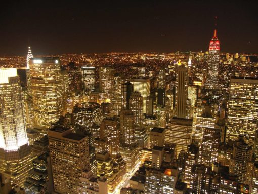 Tapet Foto 3D New York 15