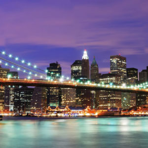 Tapet 3D New York 22