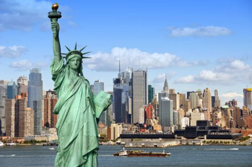 Fototapet New York 25 Statuia Victoriei