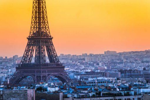 Turnul Eiffel Paris - Tapet Foto