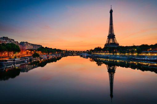 Tapet Foto Paris 07