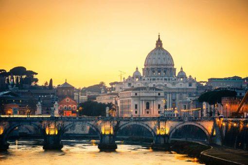 Fototapet Roma Italia 01