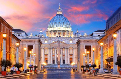 Fototapet Roma Italia 03