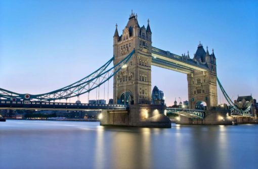 Fototapet Tower Bridge - Pod 03