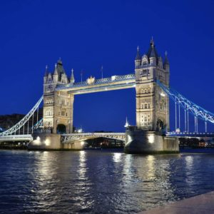 Londra Anglia Tower Bridge 12 - Fototapet 3D