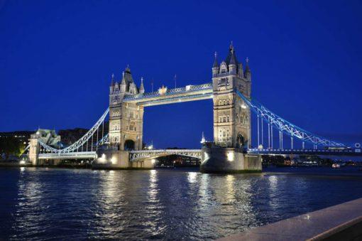 Londra Anglia Tower Bridge 12 - Fototapet 3D