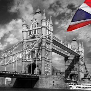 Fototapet 3D Tower Bridge