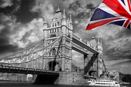 Fototapet 3D Tower Bridge