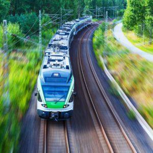 Tapet foto Trenuri 08