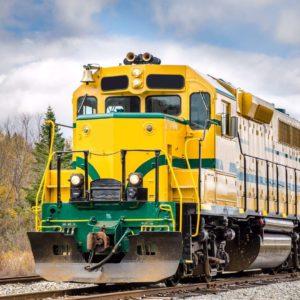 Fototapet Locomotiva Trenuri 17