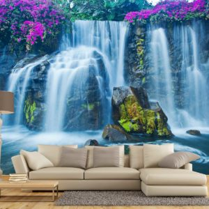 Fototapet 3D Cascada 42 - Design Interior Living Room